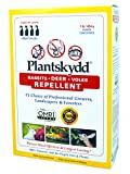 Plantskydd Animal Repellent - Repels Deer, Rabbits, Elk, Moose, Hares, Voles, Squirrels, Chipmunks and Other Herbivores;...