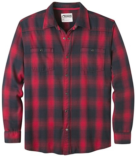 Mountain Khakis Saloon Flannel Shirt