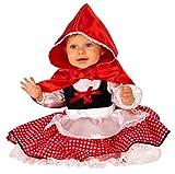 Rubies Disfraz Caperucita, color rojo, t (701871-T)