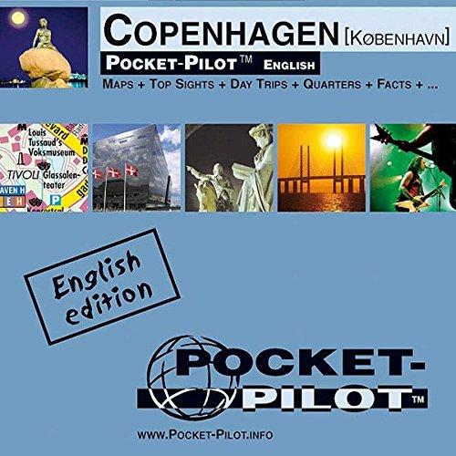 Pocket-Pilot Copenhagen: Einzelkarten: Zentrum, Großraum & Region - Öffentliche Verkehrsmittel - Sehenswürdigkeiten - Ausflüge - Wissenswertes - Klima ... und vieles mehr. Englische Ausgabe