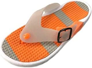 DINY Home & Style Men's Lightweight Slip-On Slide Sandals Beach Shoes Flip Flops