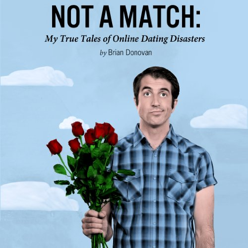 Not a Match audiobook cover art