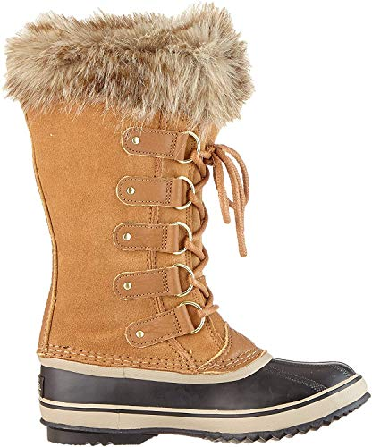 Sorel Damen Winterstiefel, Joan Of Arctic, Hellbraun (Camel Brown/Black), Größe: 40