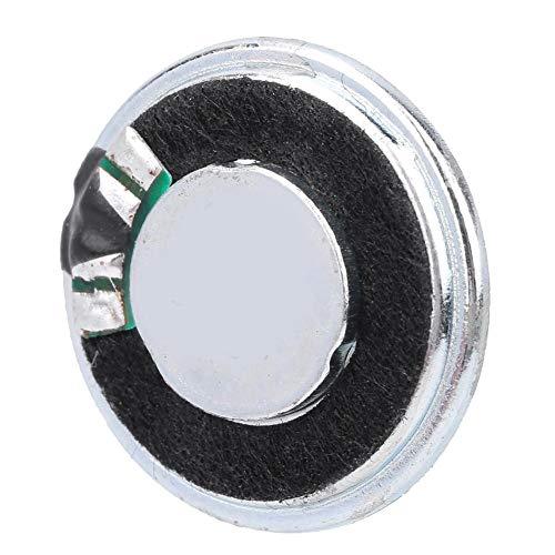 Fo-20kHz 26mm Magnetlautsprecher, r&er 26mm Audiolautsprecher, 8Ω intelligente Sprachübertragung für elektronisches Spielzeug(p26-8-1w)