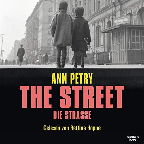 The Street (German edition) Audiobook By Ann Petry cover art