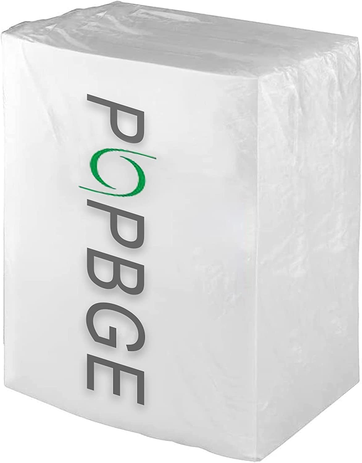 POPBGE 100 Quart Vacuum Sealer Bags 6''X 10'' for Food Saver Commercial Grade Fit All Machine Heavy Duty BPA-Free Great for Vac Storage Meal Prep or Sous Vide