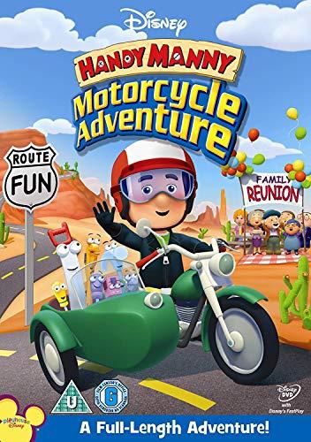 Disney Handy Manny - Motorcycle Adventure (2009) DVD