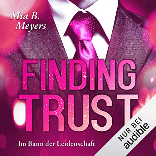 Finding Trust audiobook cover art