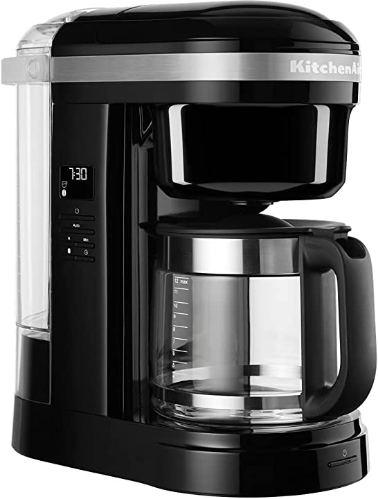 Macchina per caffè a infusione kitchenaid nero 5KCM1208EOB