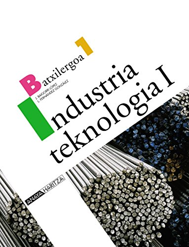 Industri Teknologia I. - 9788466772921