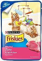 طعام القطط الرطب تونا ديلايت من بورينا فريسكيز 80 غرام