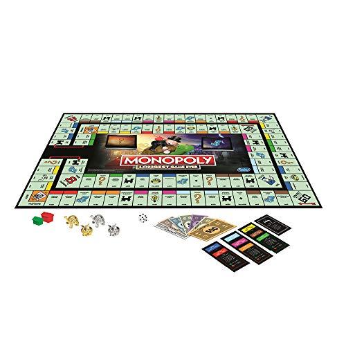 Monopoly: La plus longue Partie qui soit (Longest Game Ever) - 1