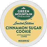 Green Mountain Coffee Cinnamon Sugar Cookie Single Serve Keurig K-Cup Pods, Light Roast Coffee, K Cup ~ 12 pods (2)
