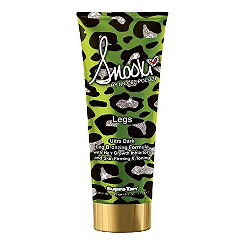 Snooki Leg Bronzer Skin Firming Indoor Tanning Bed Lotion for Legs