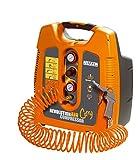 RevolutionAIR 8215030 Compresor de Aire, 230 V, Carry