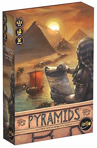 IELLO Juego de pirámides