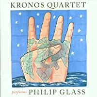 GLASS, PHILIP: String Quartets Nos. 2, 3, 4 & 5 by Kronos Quartet (1995-02-07)