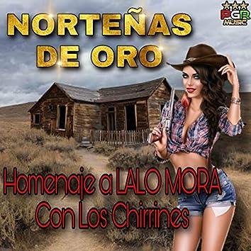 Homenaje A Lalo Mora Con Los Chirrines