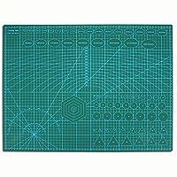 カッティングマット A2グリッド自己修復カッティングマット耐久性PVCクラフトカードマニュアルDIYツールまな板パッチワークツール紙カッティングマット 下敷き デスクトップ保護