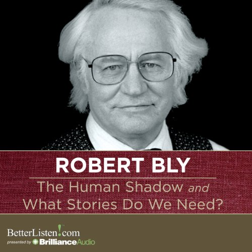 The Human Shadow and What Stories Do We Need? audiobook cover art