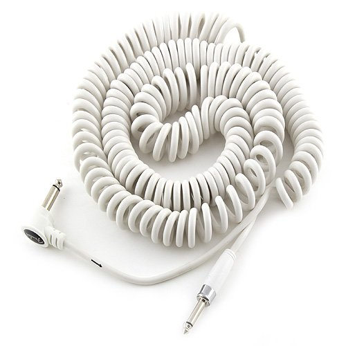 Fender Koilkord  Instrument Cable, White (30 feet) - http://coolthings.us