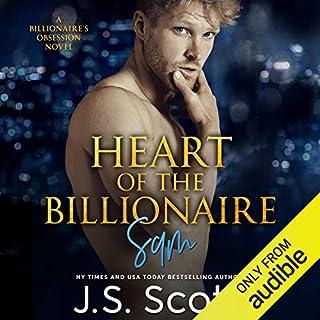 Heart of the Billionaire cover art