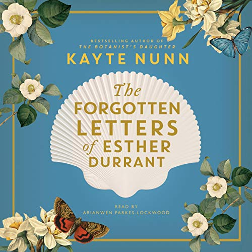 Couverture de The Forgotten Letters of Esther Durrant