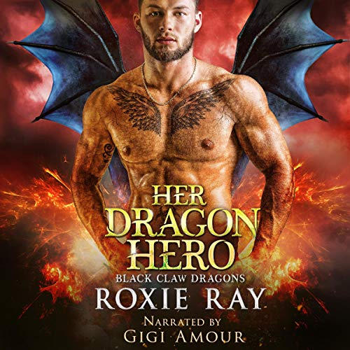 Her Dragon Hero: Black Claw Dragons, Book 4