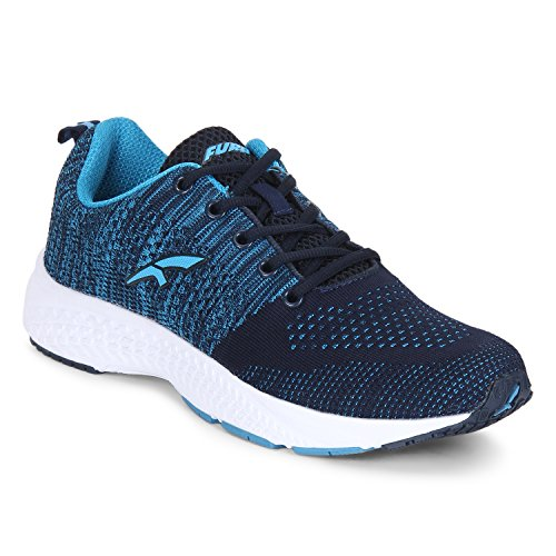 FURO Men's Blue Running Shoes - 7 UK