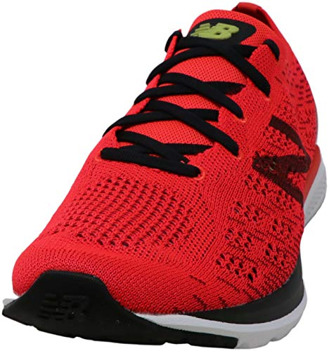 New Balance 890v7, Chaussure de Course Homme, Energy Red Black, 40 2/3...