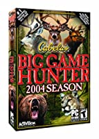 Cabela's Big Game Hunter: 2004 Season (輸入版)