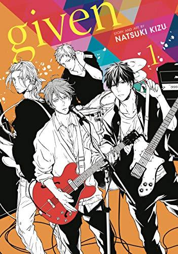 Given, Vol. 1 (Yaoi Manga) (English Edition)