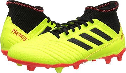 adidas Predator 18.3 Fg Soccer Shoe (mens) Solar...