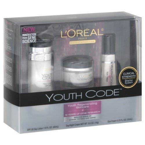 L'oreal Youth Code Kit