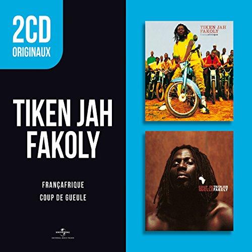 2 CD Originaux : Francafrique/Coup de Gueule