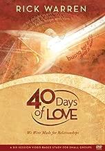 40 days of love film