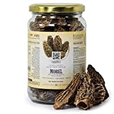 Flavour: Exotic mushroom connoisseurs believe that Morel Mushrooms are the closest one can get to black truffles when truffles aren't in season; with respect to their flavour profile. The flavour of Morel Mushrooms can be described as intensely smoky...