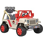 Power Wheels Jurassic World, Jeep Wrangler