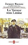 La Terreur sous Lenine