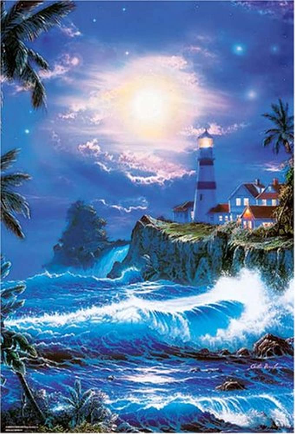 1000 piece Moonlight Serenity (japan import)