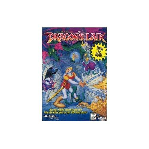 Dragon's Lair [Reino Unido] [DVD]