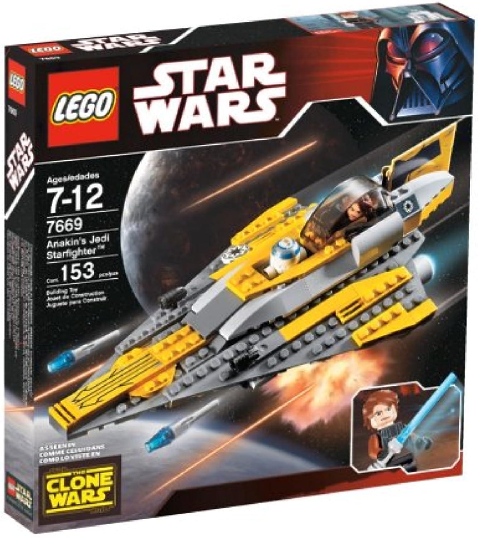 LEGO Star Wars Anakins Jedi Starfighter