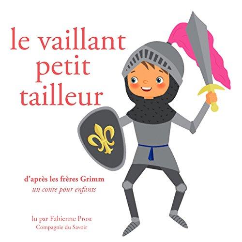 Le vaillant petit tailleur audiobook cover art
