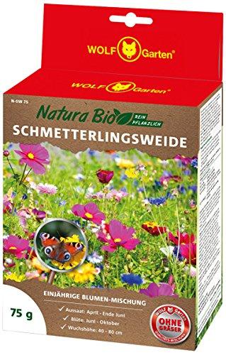 WOLF-Garten - Natura Bio - Schmetterlingsweide - N-SW 75 - für 75 m²