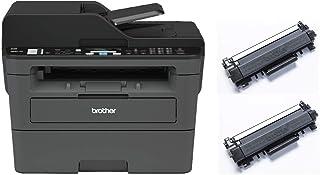 Brother MFCL2710DW Stampante Multifunzione Laser Monocromatica 4 in 1, Bundle All in Box con Toner Originali Inclusi per 5...