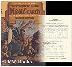 The complete guide to Middle-earth: From The hobbit to The Silmarillion