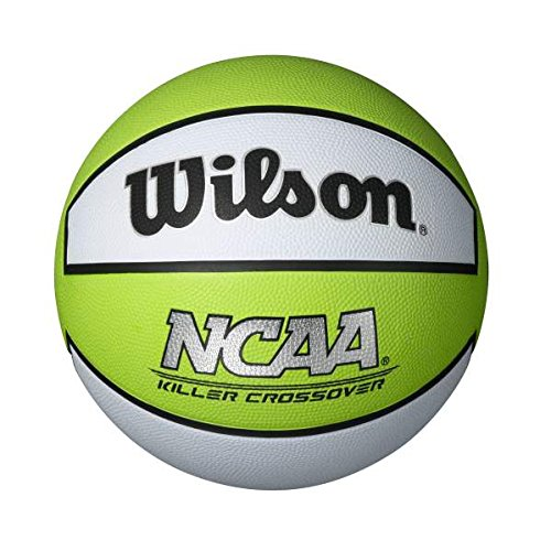Why Choose Wilson Killer Crossover Basketball, Blue/White, Youth - 27.5