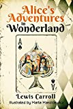 Alice's Adventures in Wonderland (Original 1865 Edition - Illustrated by Marta Maszkiewicz) (English Edition)