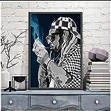 Lil Wayne Pop Art Hiphop Rapper Musik Sänger Poster