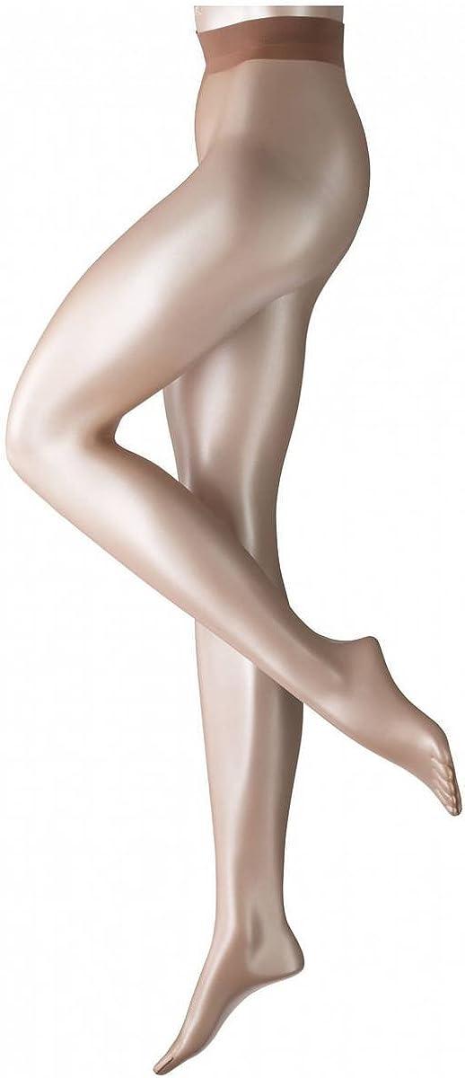 Falke Womens Shelina 12 Denier Ultra-Transparent Shimmer Tights - Brasil New